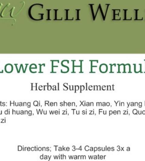 Lower FSH Formula